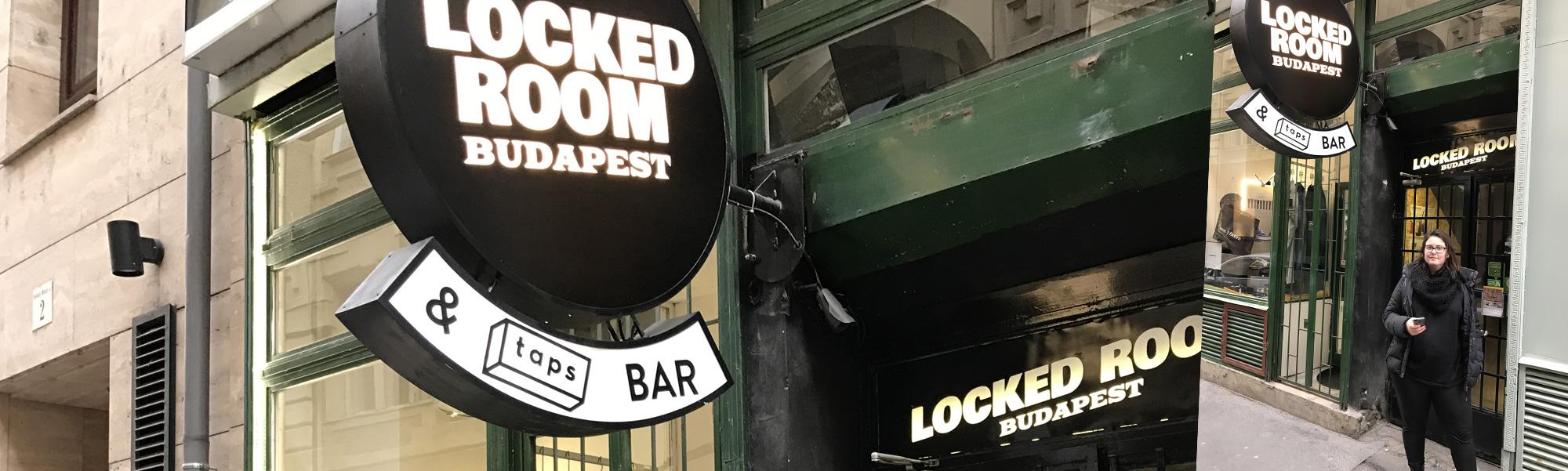 Locked Budapest