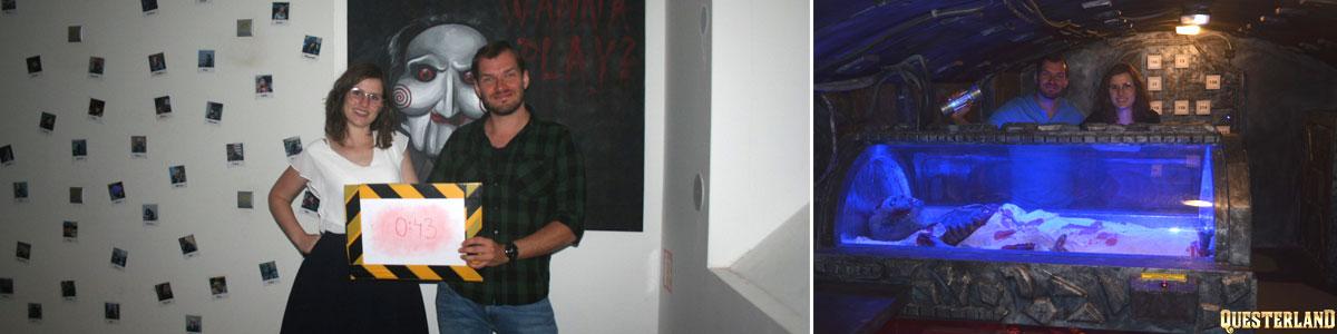 Escape rooms in Praag (september 2019)