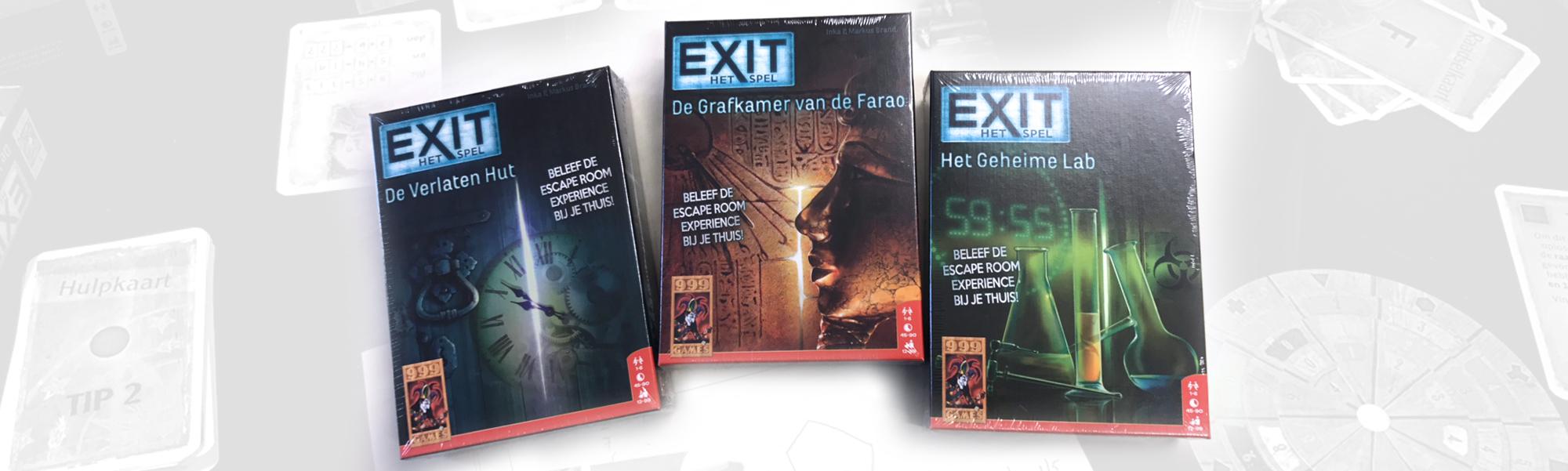 Exit: Het Spel
