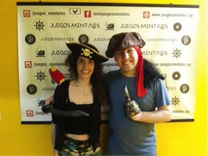 La Maldicion de los piratas